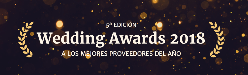 Galardones Wedding Awards 2018